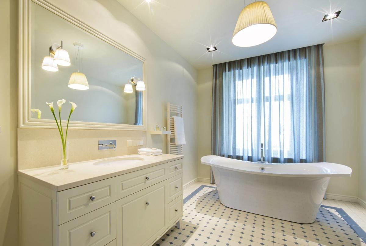 Types of Bathroom Light Fixtures - Decor Dezine