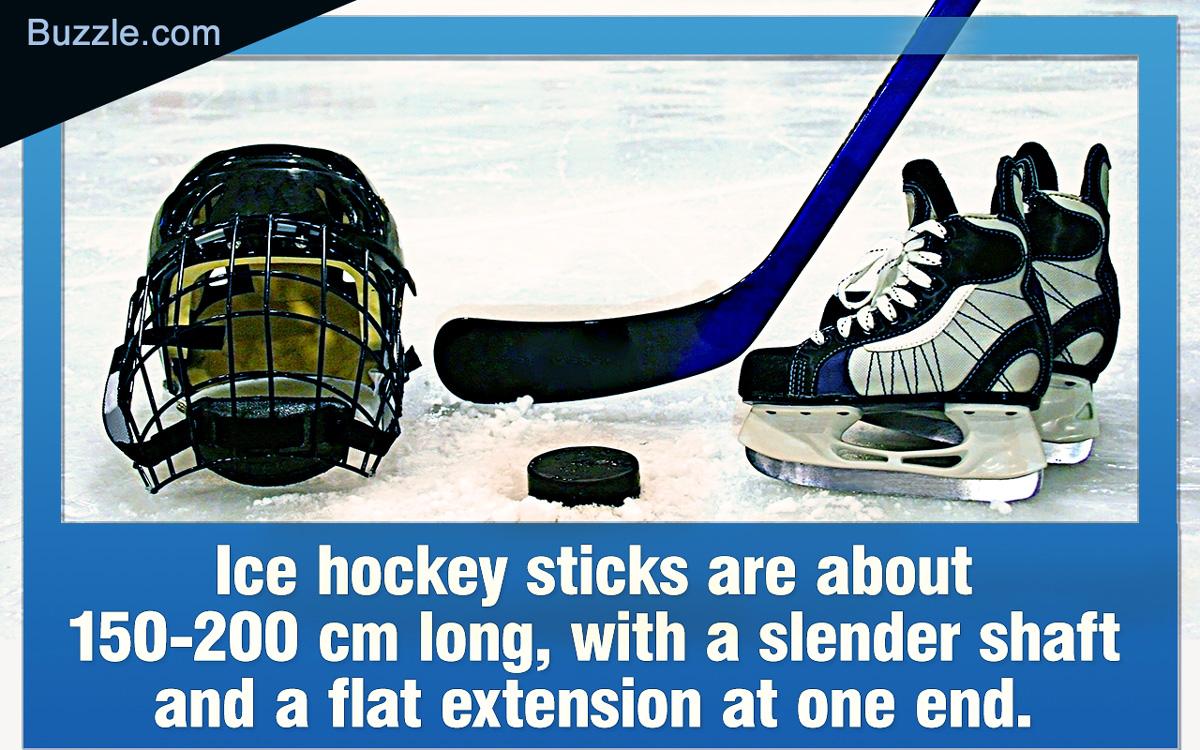 Ice Hockey Equipment Explained