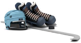 hockey supplies