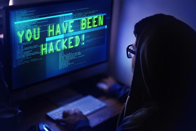 hacking computer