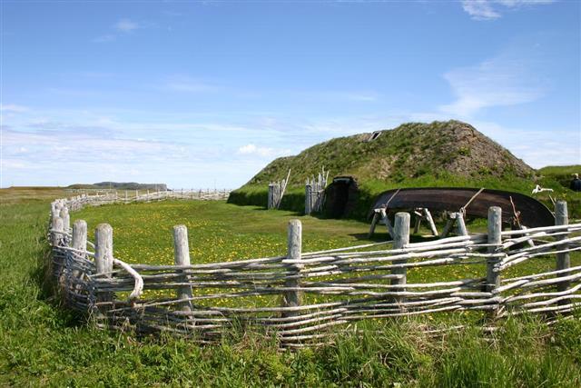 L???Anse aux Meadows