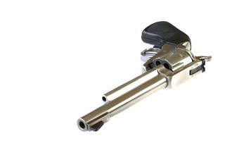 Breech loading revolver