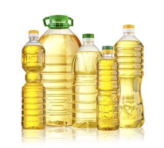 Olive oil bottles