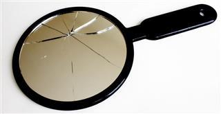 Love like broken mirror