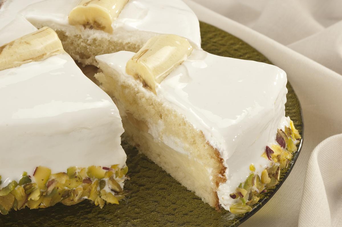 Banana Birthday Cake For Dogs ~ Dog birthday cake recipes