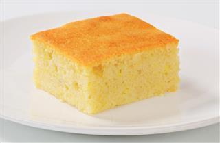 Sponge Cake from Scratch
