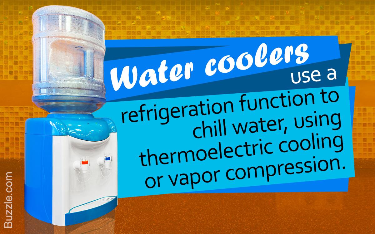 Water Cooler Repair
