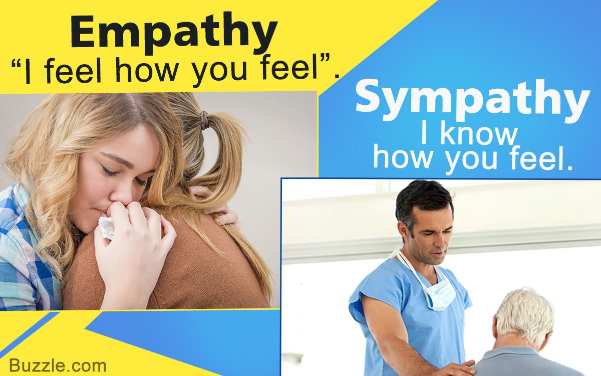 Empathy Vs. Sympathy