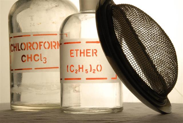 Ether Bottle