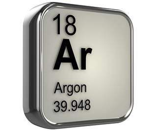 Argon element