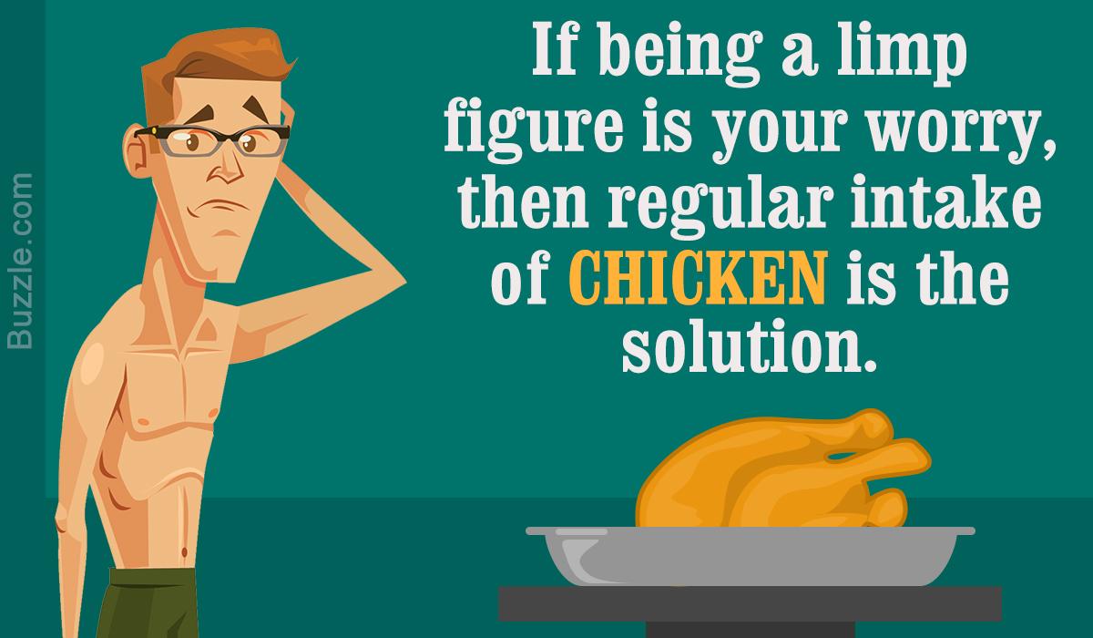 Parboil Chicken
