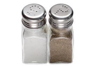 Salt and Pepper for taste
