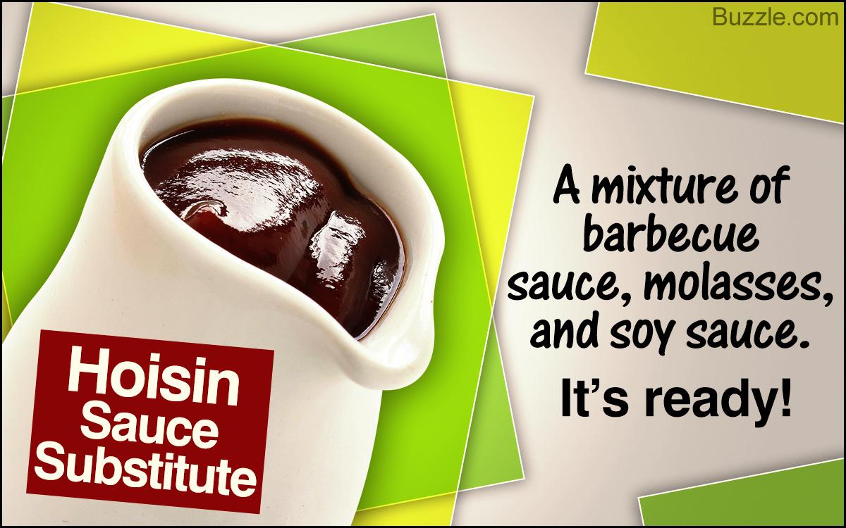 Hoisin Sauce Substitute