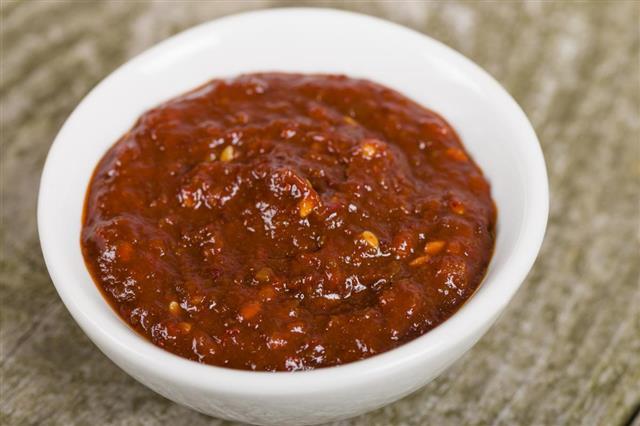 Falafel Hot Sauce