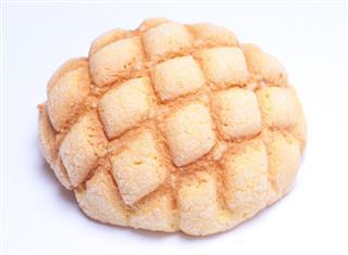 Melon-flavored bread