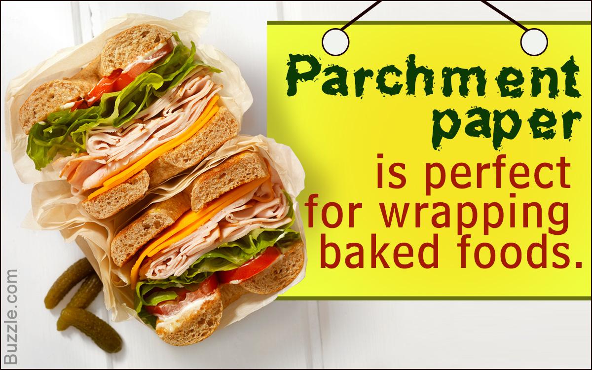 Parchment Paper Substitute