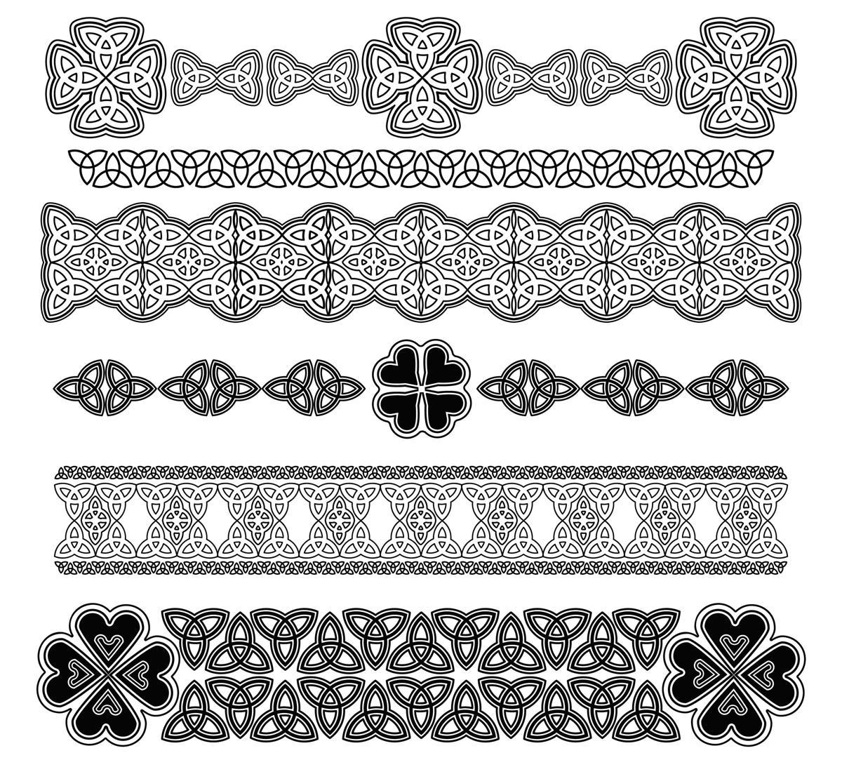 celtic armband tattoos. Black Bedroom Furniture Sets. Home Design Ideas