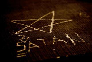 Pentagram Satan Satanism symbol