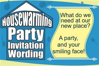 Christmas party invitation wording housewarming party invitation wording stopboris Gallery