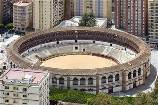 Plaza de Toros, Malaga???