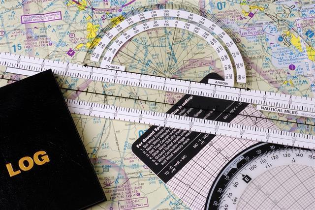 Pilot???s Navigational Gear
