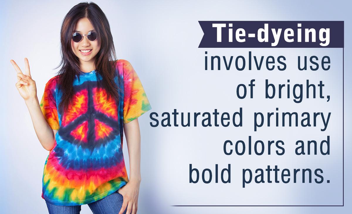 Advanced Tie Dye Patterns