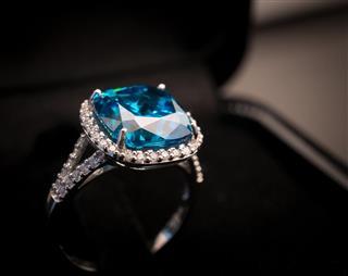 gemstone ring
