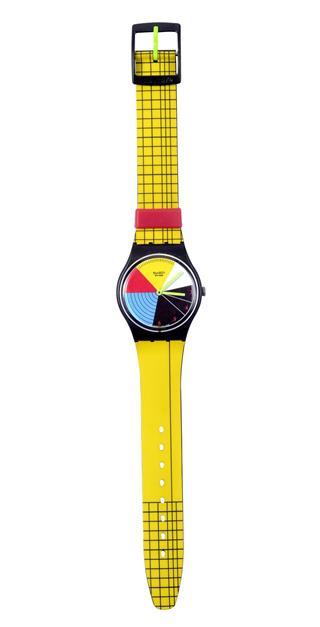 Swatch brand watch