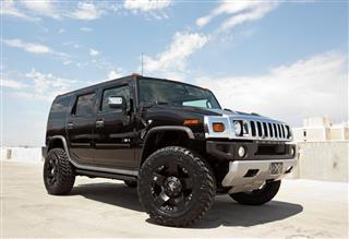 black Hummer