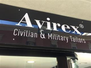 Avirex storefront