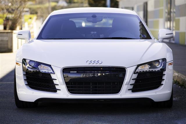 Audi car