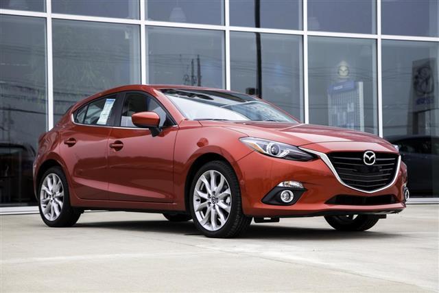 New Mazda