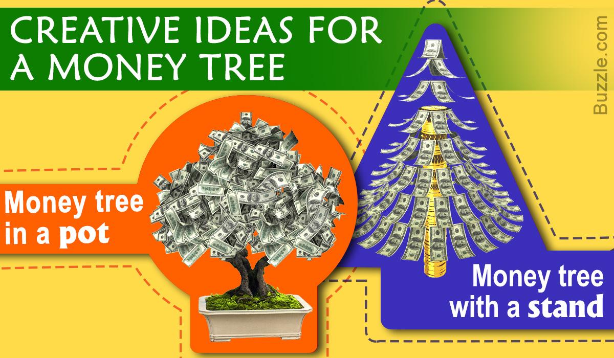 Money Tree Gift Ideas