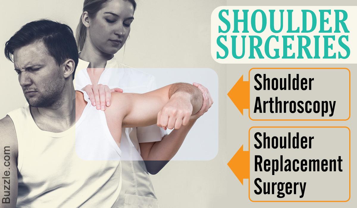 Shoulder Surgery Types