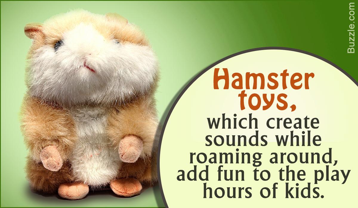 Hamster Toys for Kids