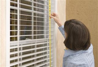 Window measurements