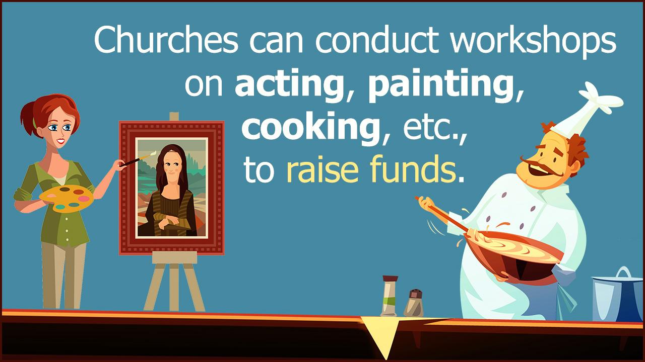 Fundraising Ideas for Churches