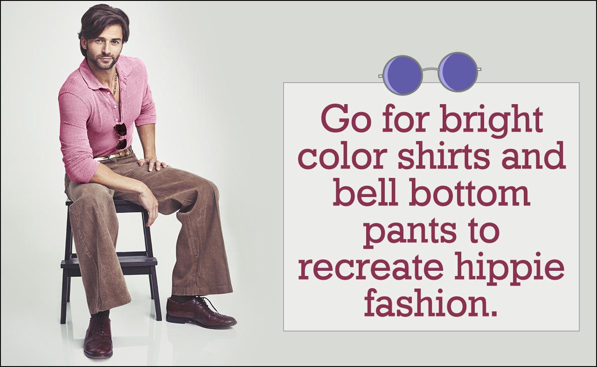 Hippie Clothes for Men