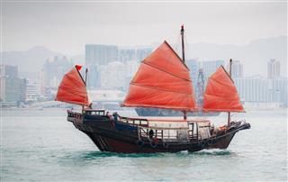 Chinese Junkboat