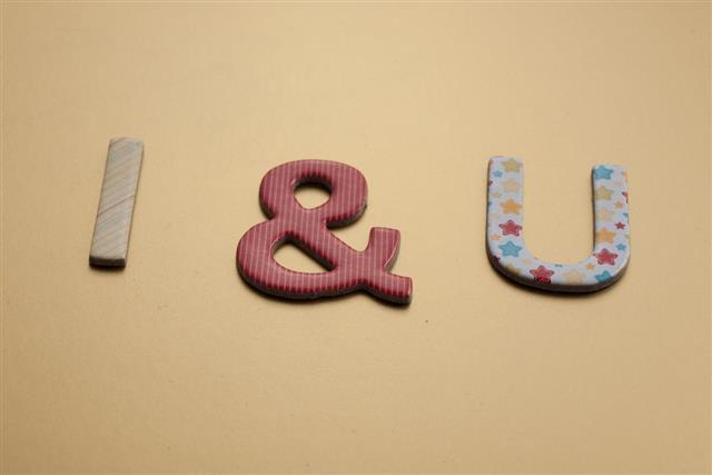 I&U Alphabets