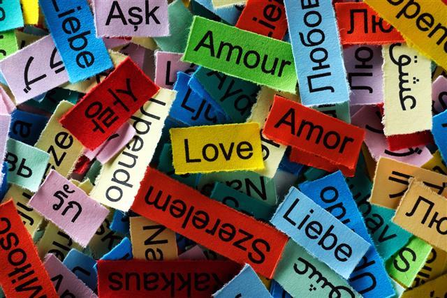 Multilingual word