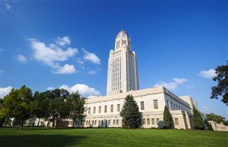 Nebraska State Capitol Lincoln