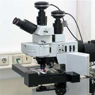 Modern high throughput fluorescent microscope???