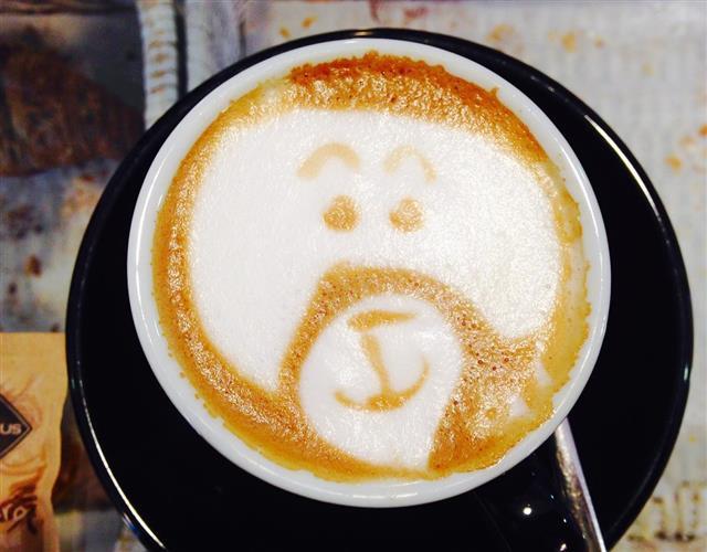 Cappuccino orsetto
