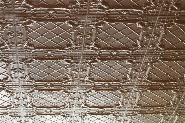 Old Tin Tiles