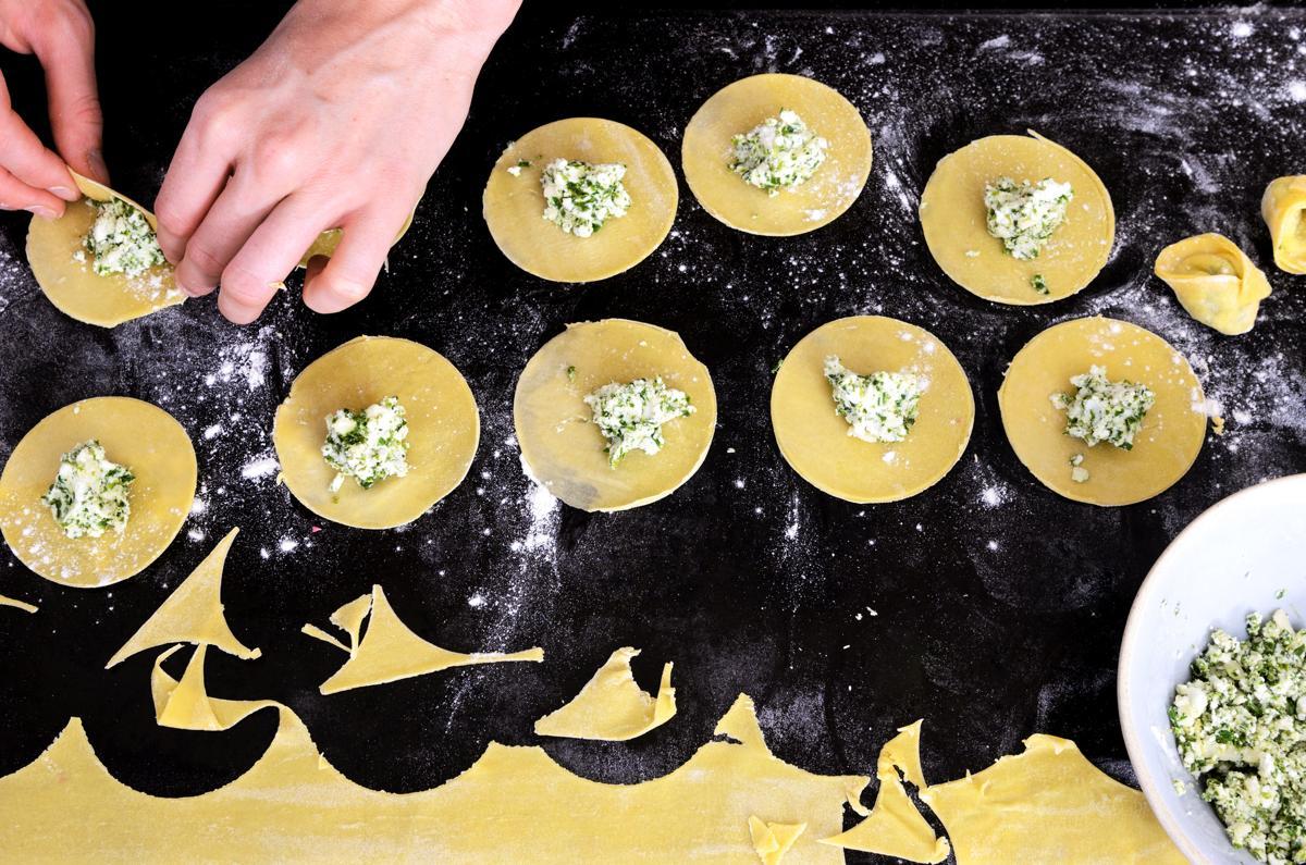 Ravioli Filling Recipes Tastessence