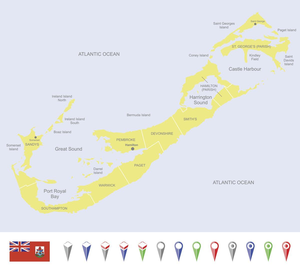 Where is the Bermuda Triangle Located?