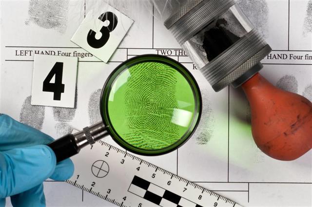 Forensic Dactyloscopy