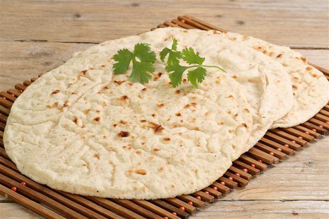Chapattis ,Roti