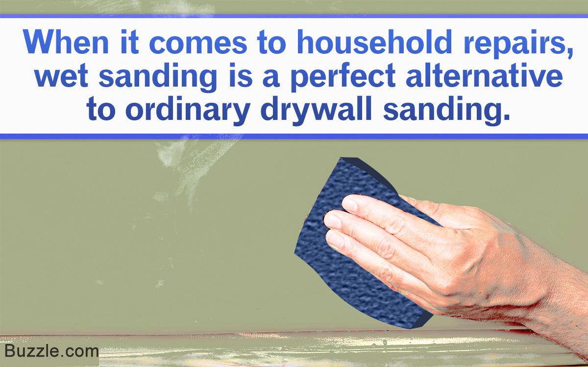 Wet Sanding